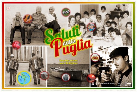 Neues Onlinemagazin Saluti dalla Puglia