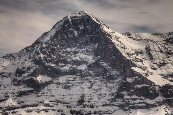 Vertikale Bühne – die Eiger-Nordwand